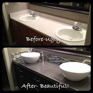 Bathroom Vanity Update Bathroom Ideas Pinterest