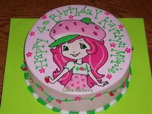 Cake Believe: Strawberry Shortcake