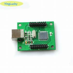 Yinglucky Diy 2 Players Arcade To Usb Controller Adapter Joystick Connector Cable Wiring Kit For