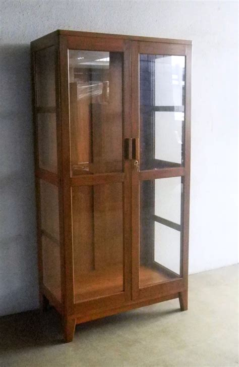 Glass Cabinet by Vintage Showcases And Display Cabinets Furniture