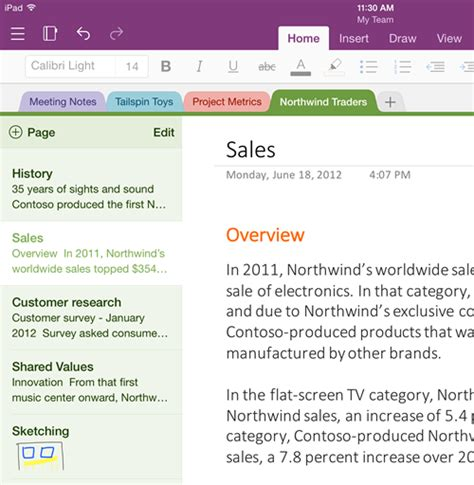 onenote app for android onenote july mobile updates for ios and android office blogs