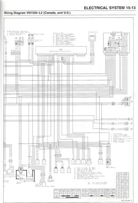 2001 Vulcan Wiring Diagram by 1996 Kawasaki Vulcan 800 Wiring Diagram Find Image
