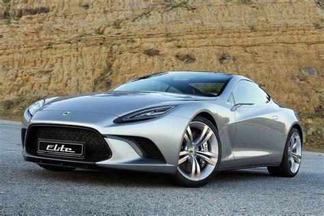 photo gallery  lotus future sports car lineup