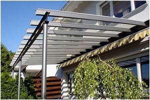 Terrassenüberdachung Glas Stahl : dach f r terrassen berdachung fs57 hitoiro ~ Articles-book.com Haus und Dekorationen