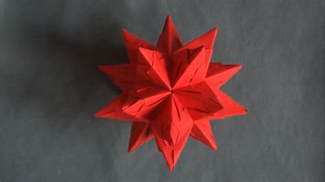 boule de papier deco origami etoiles de no 235 l