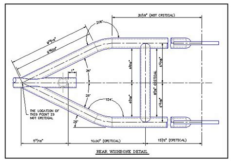 Motorcycle Frame Jig Blueprints