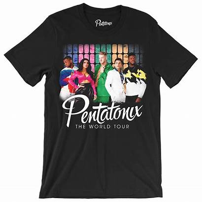 Ptx Tee Tour Wrap Pentatonix Official