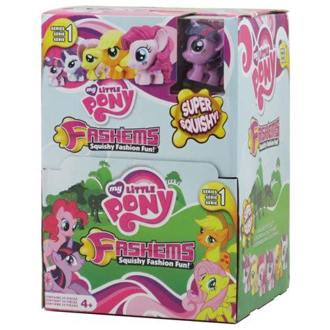 my little pony fash ems mashems box 35 capsule