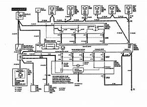 Mercedes-benz 560sel  1991  - Wiring Diagrams - Speed Controls