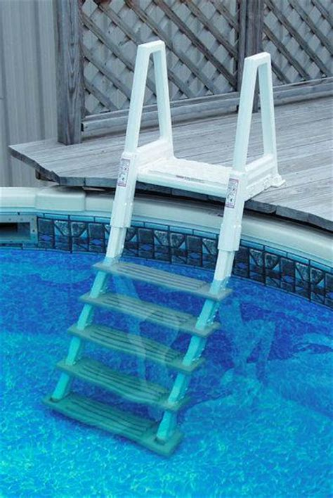 Best Above Ground Pool Deck Ladder