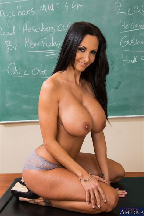 Passionate Milf Is Posing In The Classroom Photos Ava