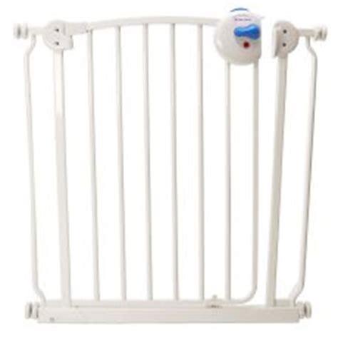 kiddyguard barriere de porte sur enrouleur ouverture