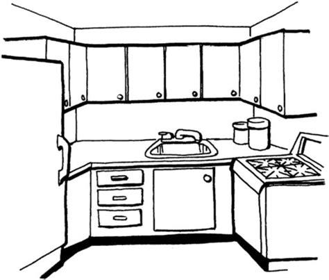 kitchen coloring page coloriage cuisine coloriages 224 imprimer gratuits 3384