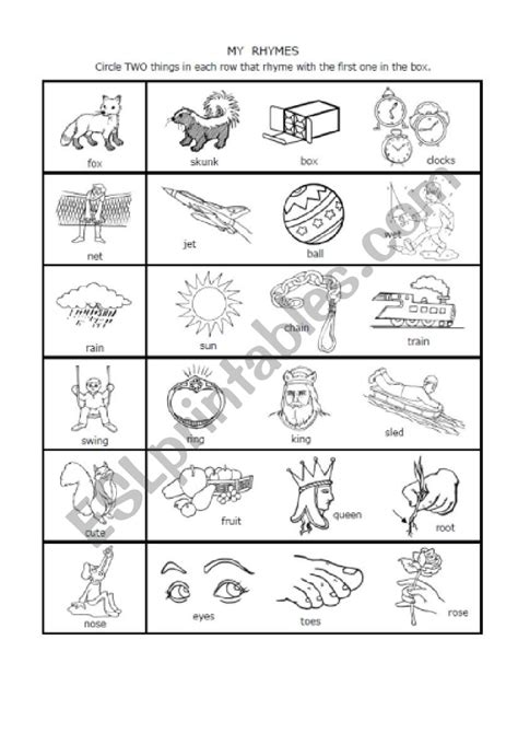 fabulous language worksheets  st grade