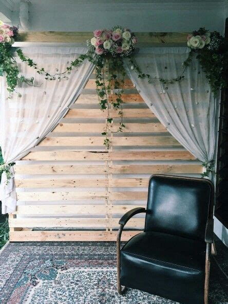 Diy Rustic Backdrop by Diy Rustic Decor For My Engagement Backdrop With Turkey