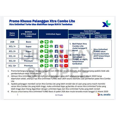 Xl memberikan berbagai paket murah untuk menjangkau kebutuhan semua kalangan. Paket Xl Unlimited Tanpa Kuota / Promo Kartu Perdana Xtra Combo Lite Kuota Hingga 3gb Xtra ...