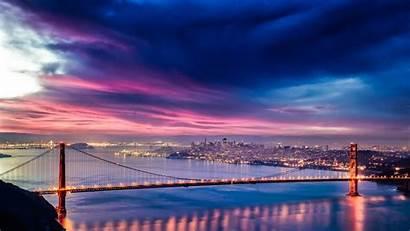 Francisco San 4k Wallpapers Bridge Bay Wallpapersafari