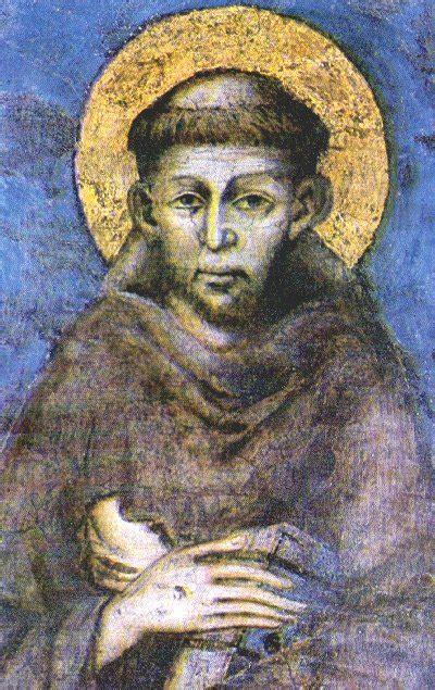 st franz von assisi  pinterest saint francis st