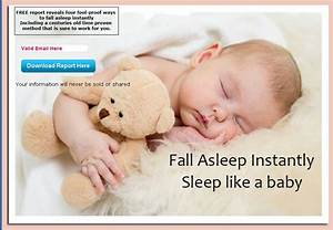 Sleep like a baby. How to fall asleep and stay asleep ...