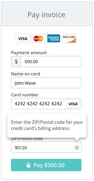 anatomy   credit card form uxdesigncc