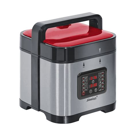cooker pressure steam eco steba dd cooking