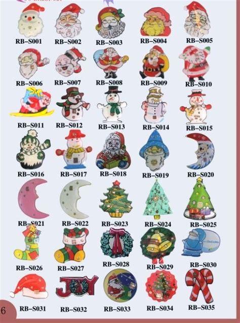 china hot led light up christmas brooch flashing badges