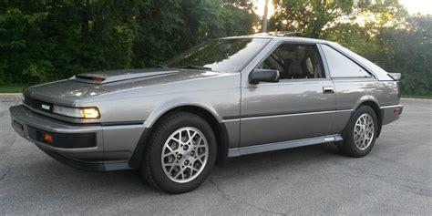 1984 Datsun 200sx by 29 807 1984 Nissan 200sx Turbo
