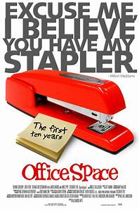 Office Space « Movie Poster Design