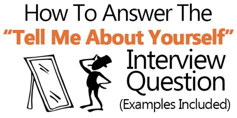 tell me about yourself that is not written in your resume quot tell me about yourself quot answers exles included