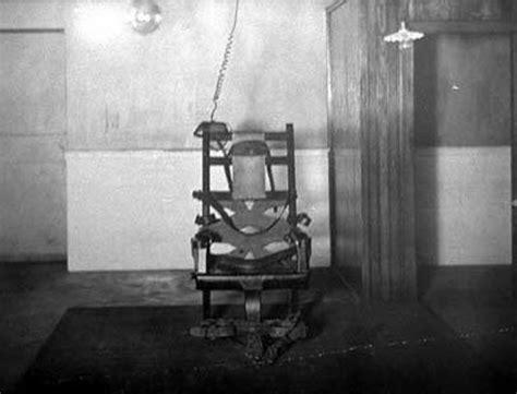 chaise electrique execution chaise électrique histoire de invention dinosoria