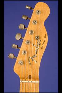 1950 Broadcaster 1998 Custom Shop  Fred Stuart  Guitars