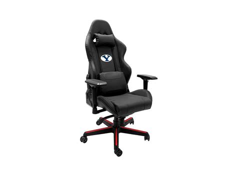 Xpression Gaming Chair with BYU Cougars Logo - Newegg.com