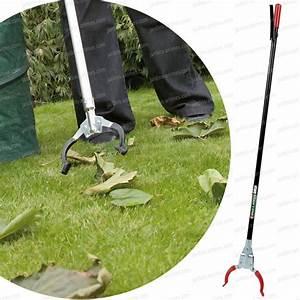 Tondre La Pelouse Sans Ramasser : pince ramasse d chets robuste outil entretien de la pelouse ~ Melissatoandfro.com Idées de Décoration