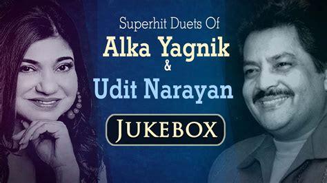 Best Of Udit Narayan & Alka Yagnik Songs Jukebox {hd}