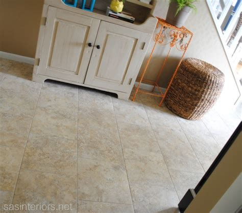 Grouted Vinyl Tile Pros Cons by Home Improvement And Decoration Diy Installing Groutable