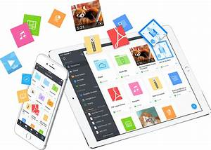iphone and ipad file manager watch movies transfer photos With documents readdle music