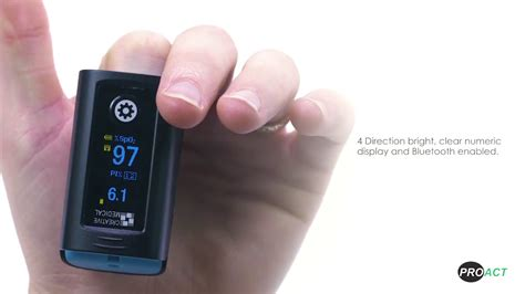 PULSE OXIMETER Heart Pulse rate and Blood oxygen level