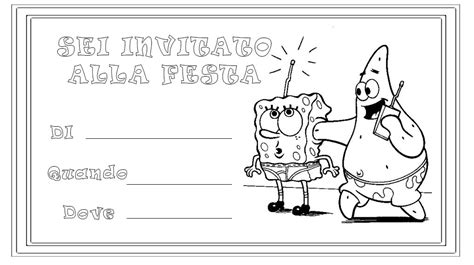 biglietti compleanno da colorare per bambini inviti di compleanno per bambini da stare gratis