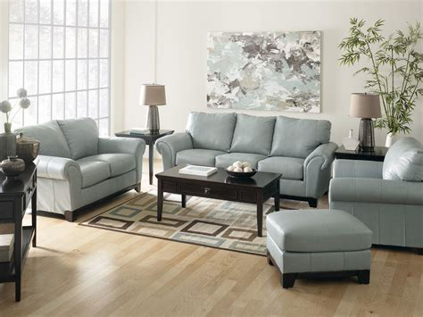 blue leather sofa living room light blue leather sofa sets for living room decorating