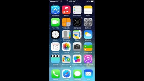 how do i which iphone i ios history from ios 1 to ios 7