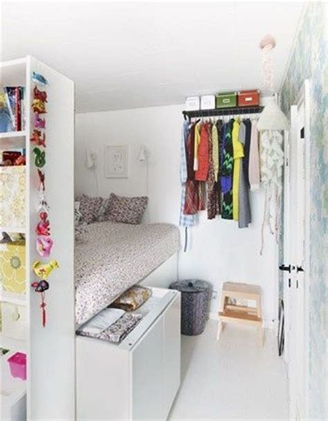 Bedroom Ideas For Storage In Organize Small Bedroom