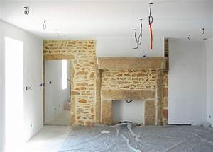 renovation mur pierre interieur evtod pierre sur mur With renovation mur pierre interieur