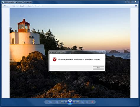 unable to change the desktop background microsoft community