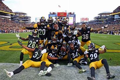 Steelers Pittsburgh Early Way Sports Nfl Multi