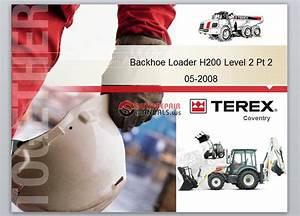 Terex Backhoe Loader H200 Level 2 Pt 3 05