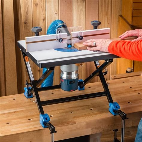 rockler convertible benchtop router table pro tool reviews