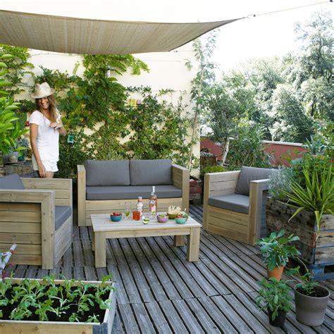 maisons du monde  ambiances outdoor  decouvrir salon de jardin brehat maisons du monde