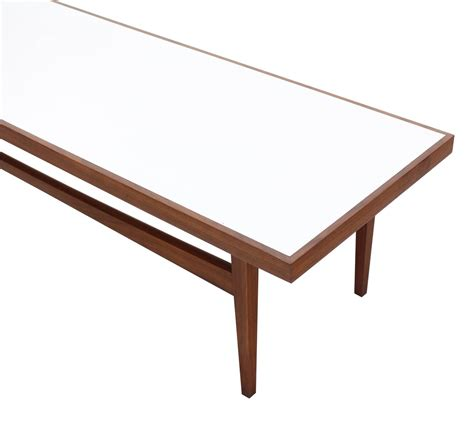 rectangle tables for sale walnut long rectangular coffee table for sale at 1stdibs