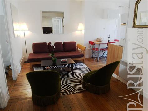 bedroom apartment  rent vacation  eiffel
