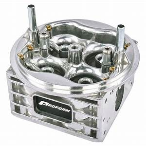 Engine Carburetor Main Body  For Use With Holley  4777